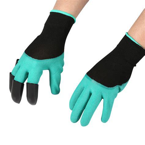 Gardening Digging Gloves 1paris Safety Gardening Gloves For Garden Digging 4 Abs