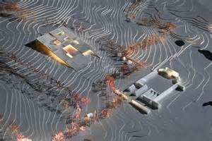 Modern House Floor Plan moesgaard museum henning larsen architects