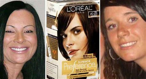 Pewarna Rambut Loreal tewas oleh cat rambut setelah memakai l quot oreal preference
