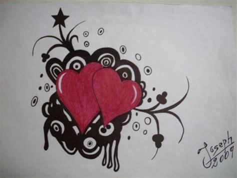graffitis de rosas arte con graffiti bocetos de graffitis de corazones dibujos chidos de