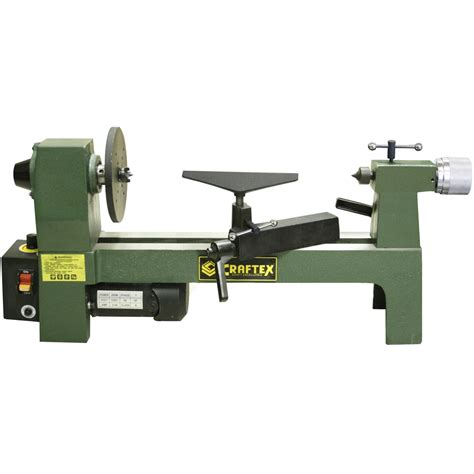 lathe woodworking tools buy lathe wood mini var speed craftex csa at busy bee tools