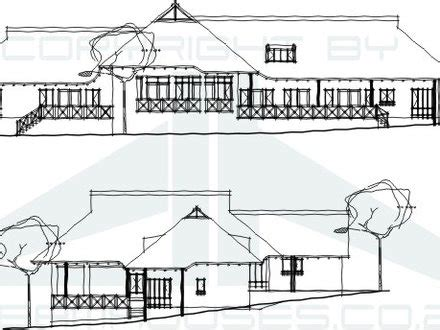 Thatched House Thatched House Lodge Thatched House Plans Thatched Roof House Plans