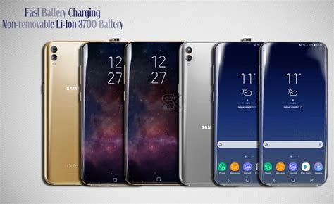 Samsung Z 2018 Next Year Samsung Can Release The Flagship Galaxy Z 2018 Gagadget