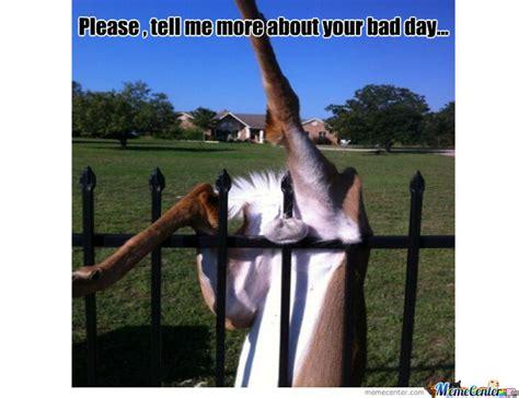 Having A Bad Day Meme - having a bad day by badassmeme meme center