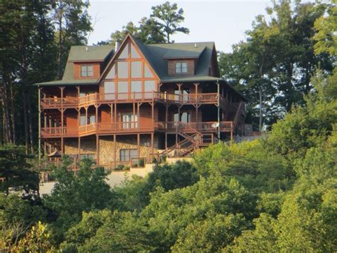 Cabins On The Lake In Kentucky by Look Out Lodge On Lake Cumberland Vrbo