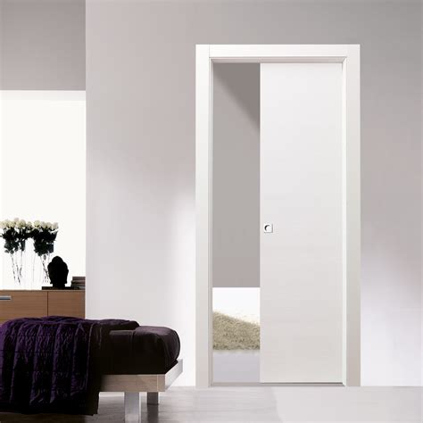 porte a scomparsa scrigno porta a scomparsa bianco