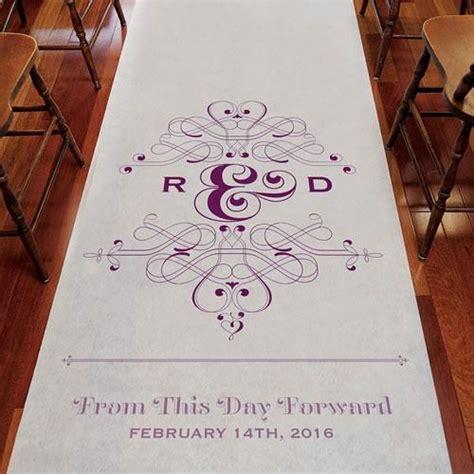 Wedding Aisle Fabric by 36 Best Wedding Aisle Runners Images On