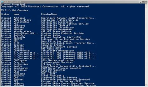 pattern matching powershell windows powershell cmdlets