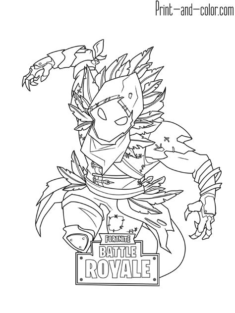 fortnite colouring pages fortnite coloring pages print and color