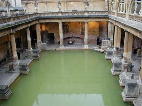 romans in bathroom file roman bath at bath england jpg wikipedia