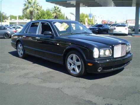 Salvage Bentley For Sale Salvage 2003 Bentley Arnage T For Sale