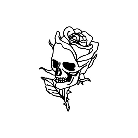simple skull tattoos skull insta printscharlesnyc www printscharles