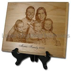 Photo Engraving Engraved Wood Photographs