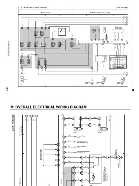 celica gts 2000 wiring diagram 30 wiring diagram images