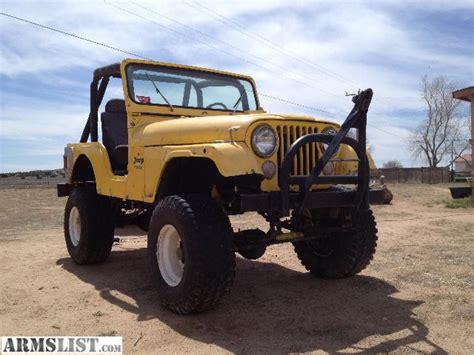 1972 Jeep Cj5 For Sale Armslist For Sale Trade 1972 Jeep Cj5 Chevy V8 Conversion