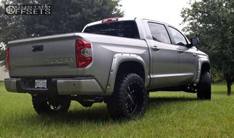 2015 Toyota Tundra Lifted Wheel Offset 2015 Toyota Tundra Aggressive 3 5