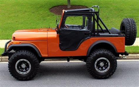 Burnt Orange Paint 1977 jeep cj5 1977 jeep cj5 for sale to buy or purchase