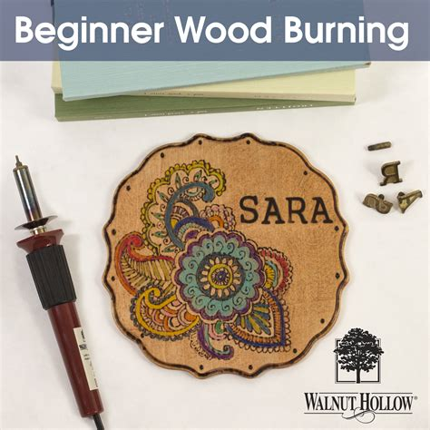 wood craft projects for beginners s wood burning walnuthollowcrafts