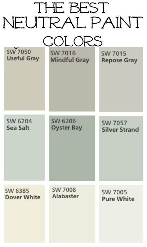 best neutral paint colors best 20 neutral paint colors ideas on pinterest neutral