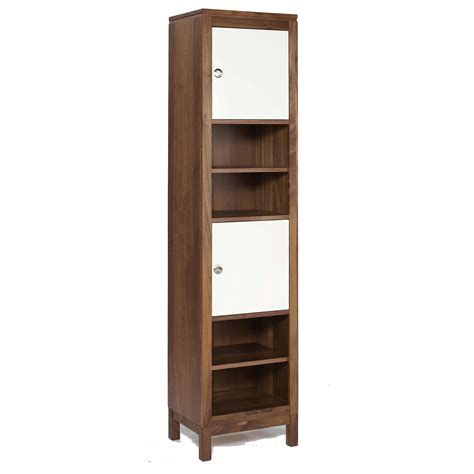 narrow cupboard with shelves shelves furniture the wonderful storage cabinet with doors