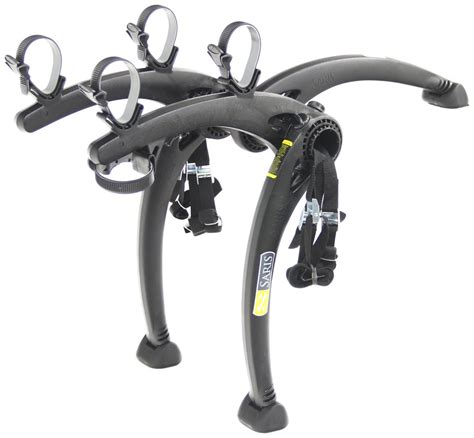 Bone Rack by Saris Bones 2 Bike Carrier Adjustable Arms Trunk Mount