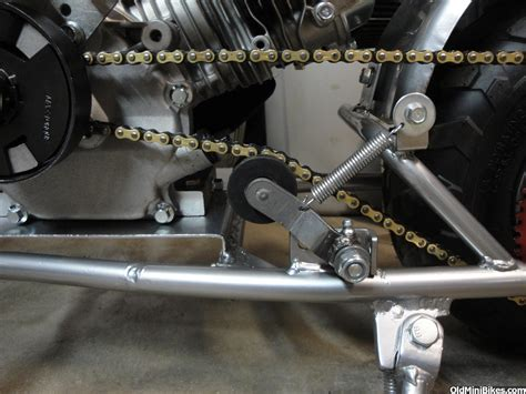doodlebug chain tensioner how to improve your db30 frame