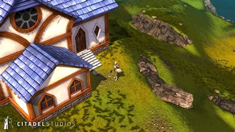mmos with player housing legends of aria player housing unique in the mmo space mmorpg com