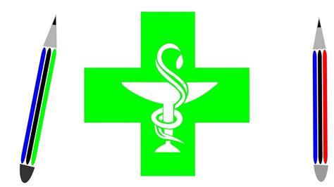 Pharmacy Logo by How To Draw Pharmacy Logo