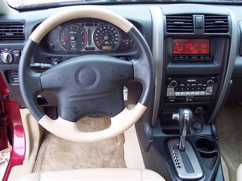 Isuzu Axiom Interior by Isuzu Axiom Review Road Test Isuzu Axiom Car Review