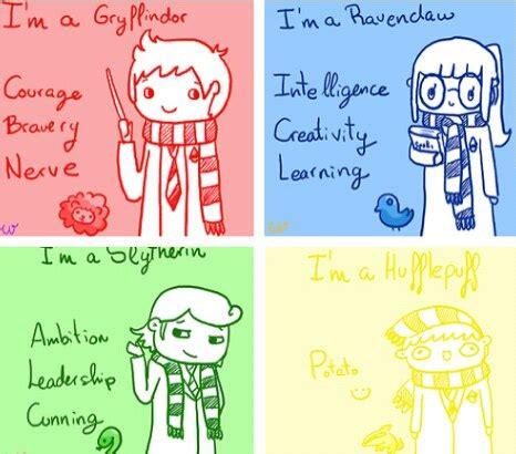 Harry Potter House Meme - memes a cup of english tea