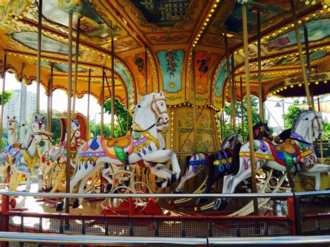 Merry Go happy merry go day from the grapevine