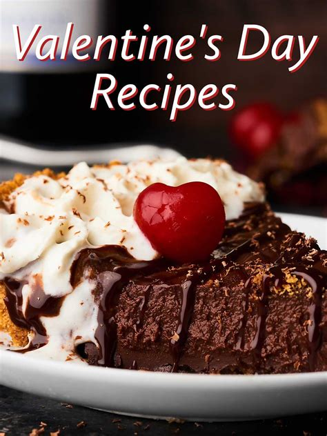 valentines recipes easy s day recipes 2017 show me the
