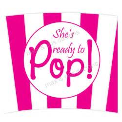 ready to pop popcorn template www imgkid com the image