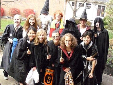 harry potter group costume harry potter halloween