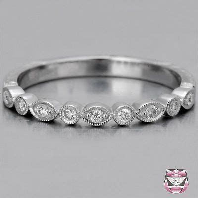 deco wedding bands deco wedding band with this ring