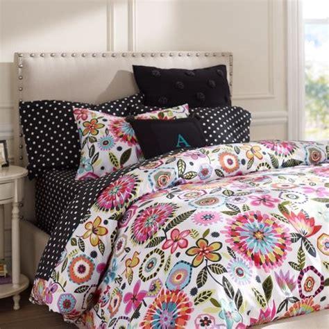 pbteen comforters bella floral duvet cover sham pbteen tween