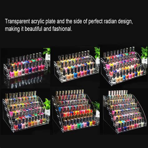 tattoo flash racks uk 2 3 4 5 6 7 tiers acrylic nail polish stand display rack