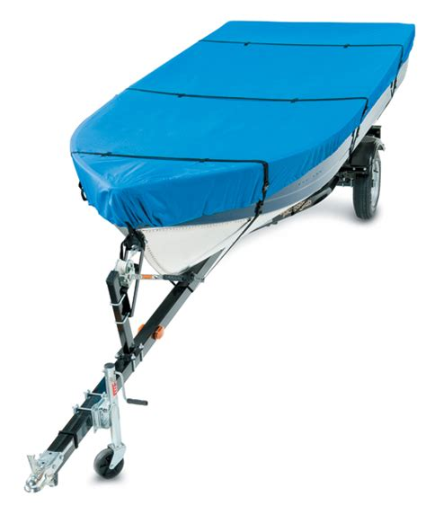 fishing boat covers 14 16 v hull fishing boat cover deluxe trailerable new