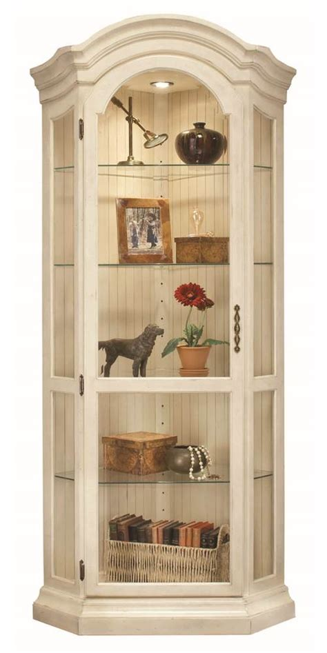 corner lighted curio cabinet golden oak walmart