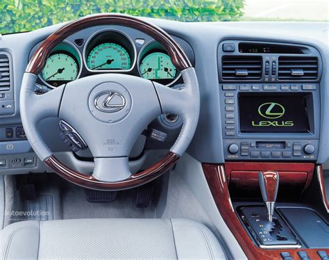 how cars run 2005 lexus gs interior lighting lexus gs specs 2000 2001 2002 2003 2004 2005 autoevolution