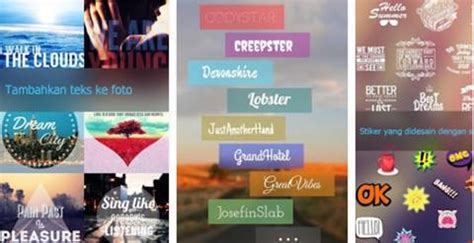 5 aplikasi android keren untuk menulis kata di foto