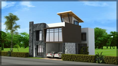 Home Design 40 50 Luxurious Duplex House Plan 40 215 50 Ghar Planner