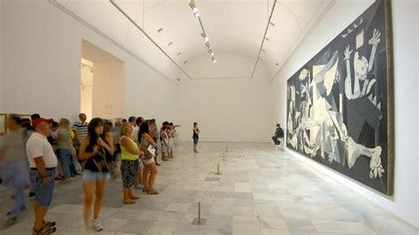 cuadro famoso de picasso 191 se llevan de museo de madrid el famoso cuadro quot guernica