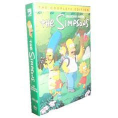 Dvd Simpsons The Boxset Original cheap dvd collection on set homeland season and boxes