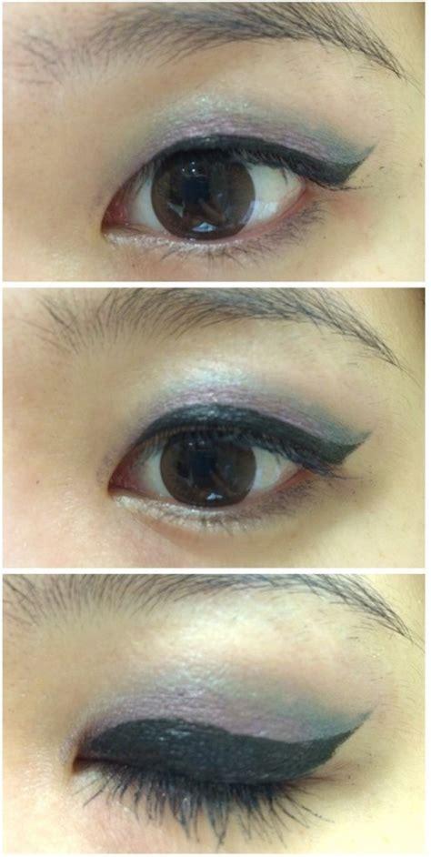 8 cara memakai eyeliner cair secara praktis untuk hasil