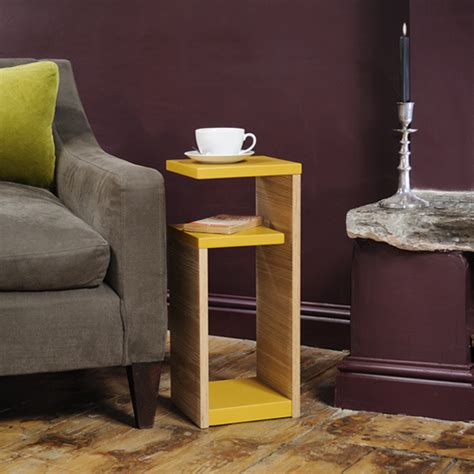 end table set 2 small side tables storage shelf wood top 10 side tables with storage for small spaces