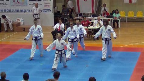 youtube taekwondo pattern 3 9th gtf taekwondo world chionship 2013 scotland