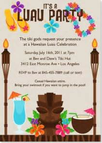 best 20 luau invitations ideas on