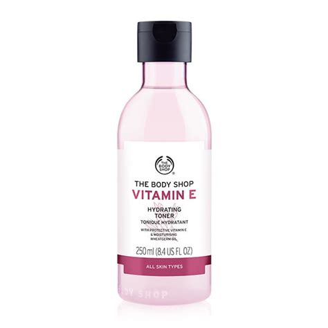 vitamin e hydrating toner