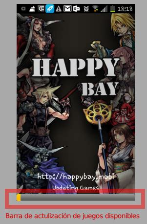 happy bay apk gambas mis programas y el softwarelibre happy bay emulador para android juegos clasicos